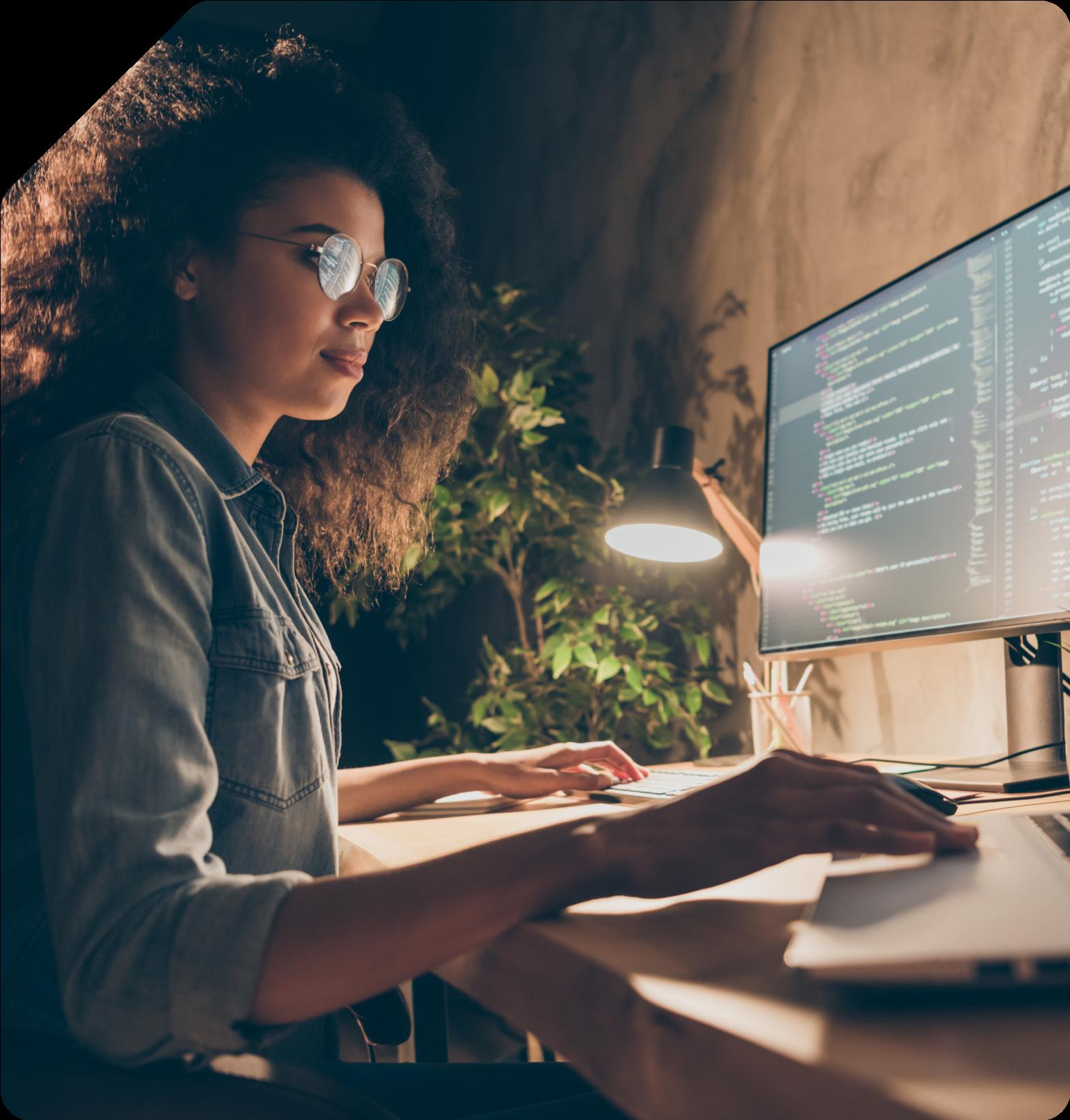 EMnify Dev Hub Header Desktop