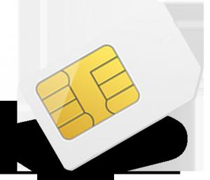 Sim card single