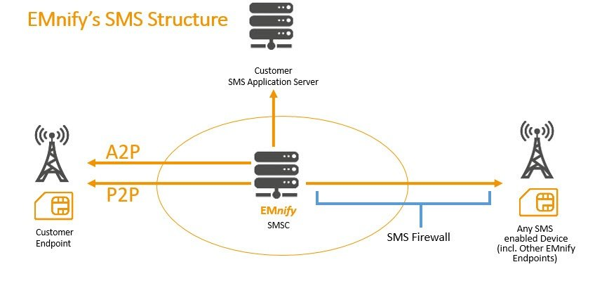 SMS IoT Security