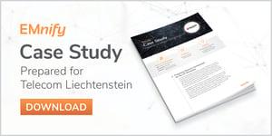 Telecom Liechtenstein Banner