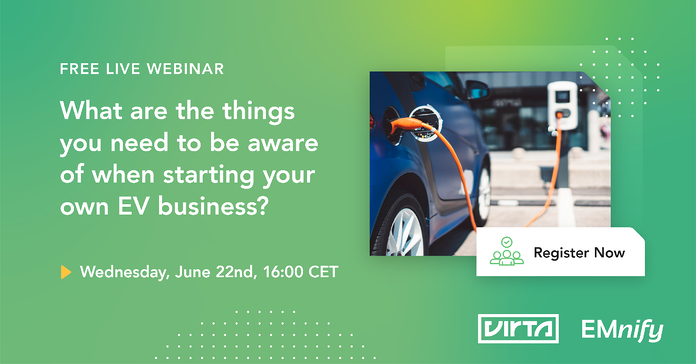 What challenges do you need to be aware of when starting your own EV Charging business?