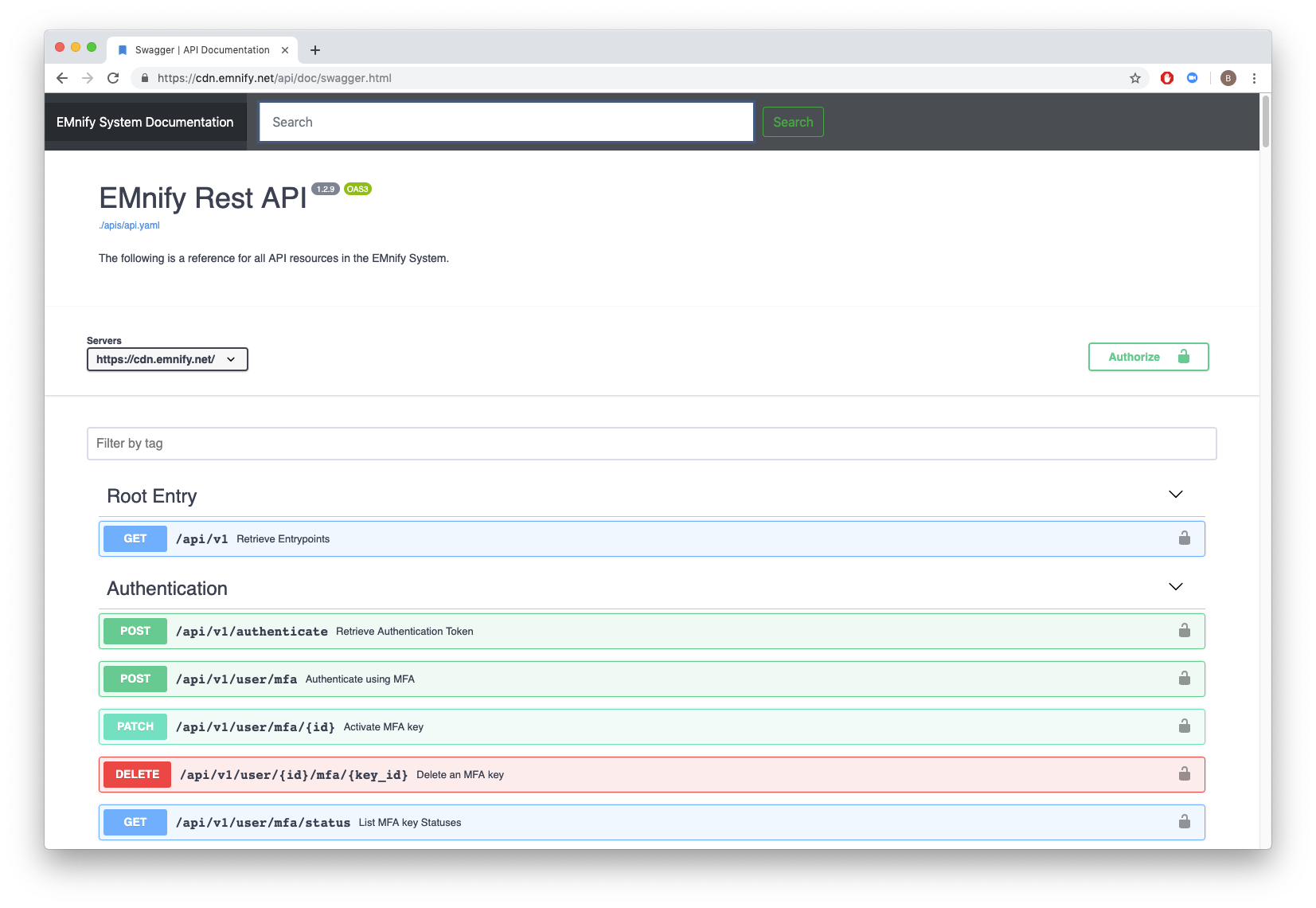 The best API experience with our new EMnify API documentation
