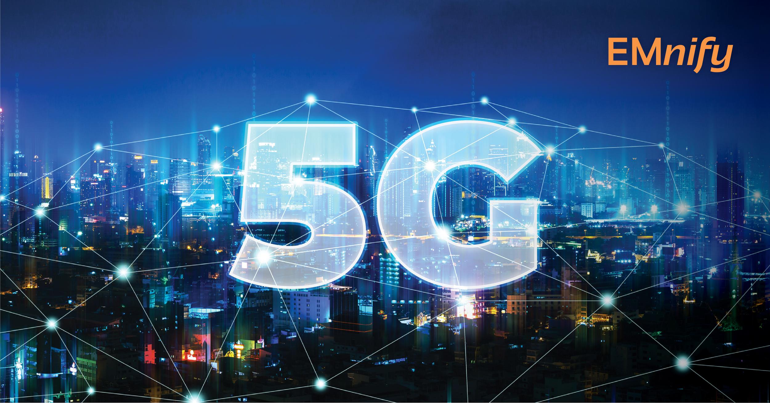5G IoT: Four Smart Scenarios