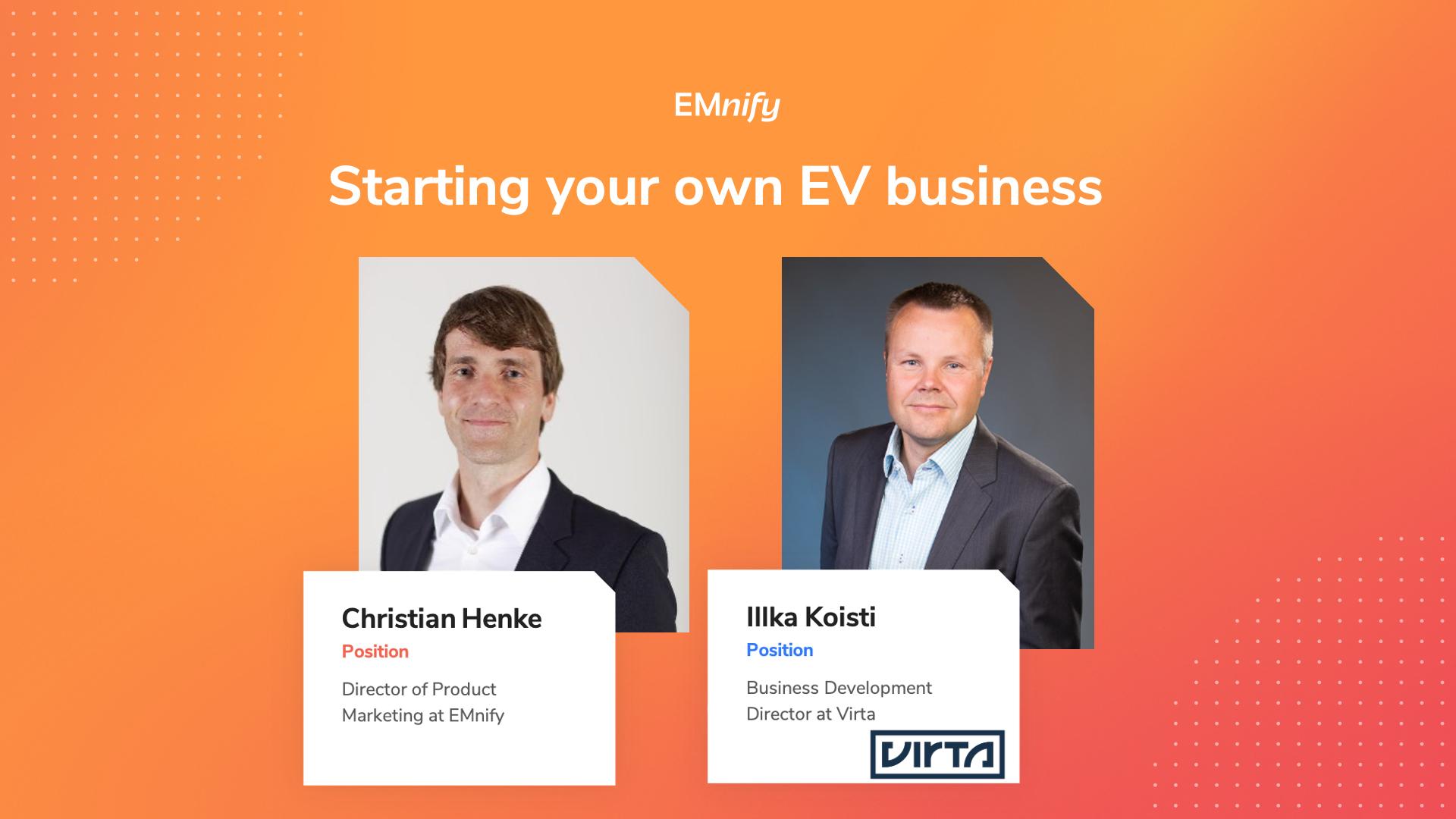 EV_Charging with Virta